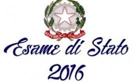 Riunione plenaria - Esame di Stato 2016