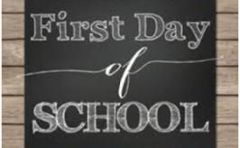 Primo giorno al Liceo Einstein a.s. 2016/2017