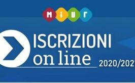 Iscrizioni on line a.s. 2020/2021