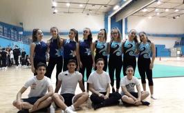 Campionati studenteschi di ginnastica artistica
