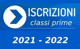 Iscrizioni on line a.s. 2021/2022